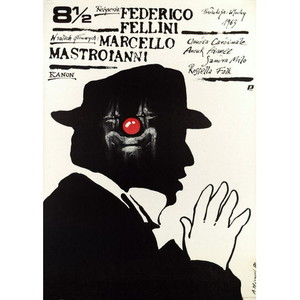 8 and a Half, Fellini - 8...