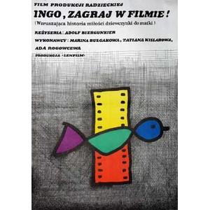 Ingo zagraj w filmie