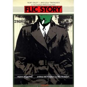 Flic Story, polski plakat...