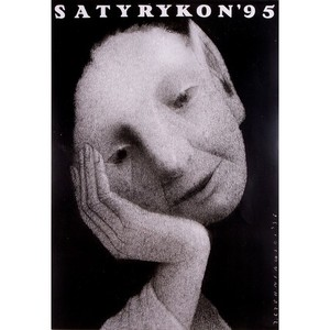 Satyrykon 95, Polish Poster