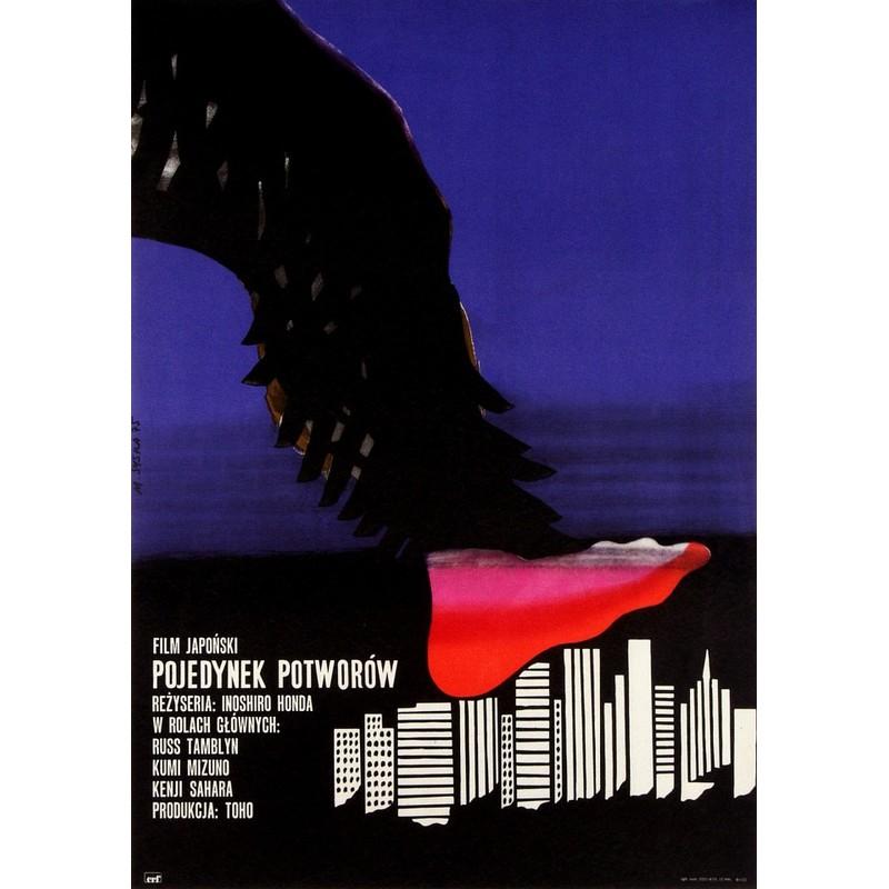 Kuvahaun tulos haulle polish movie posters pojedynek