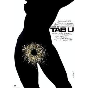 Taboo, polski plakat...