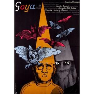 Goya,  plakat filmowy,...