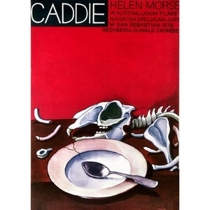 Caddie, Polish Movie Poster