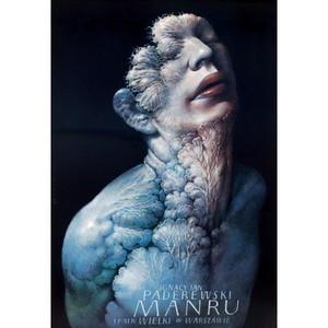 Manru, Polish Opera Poster