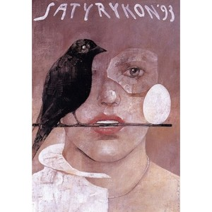 Satyrykon 93, Polish Poster