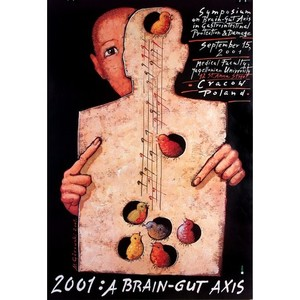 2001: A Brain-Gut Axis