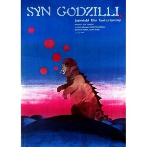 Son of Godzilla, Polish...