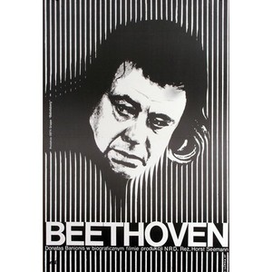 Beethoven, Polish Movie Poster