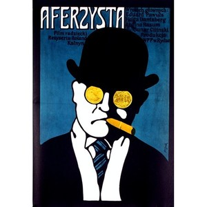 Aferzysta, Polish Movie Poster