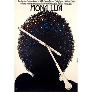 Mona Lisa, Polish Movie Poster