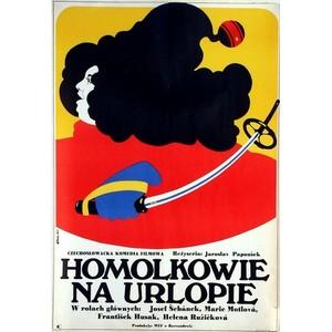 Homolka a tobolka, Polish...