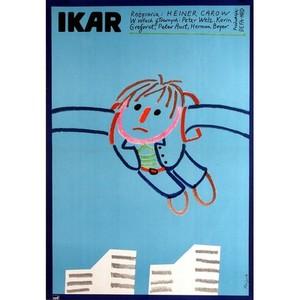 Ikarus, Polish Movie Poster