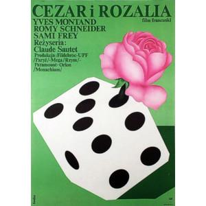 Cesar et Rosalie, Polish...