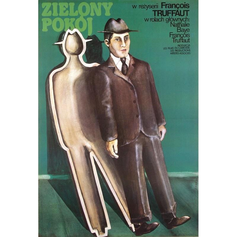 La Chambre verte, Polish Movie Poster