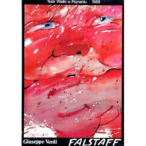 Falstaff, Verdi, Polish...