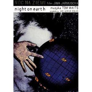 Noc na ziemi, Jarmusch,...