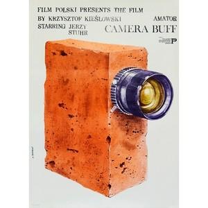Camera Buff, Kieslowski,...