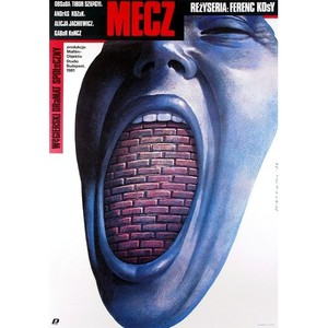 Game, The, Polish Movie Poster