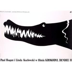 Crocodile Dundee 2, Polish...