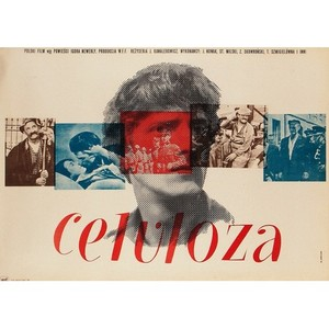 Celuloza, Polish Movie Poster