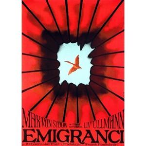 Emigranci,  plakat filmowy,...