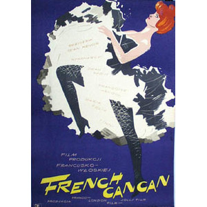 French Cancan, Polish Movie...