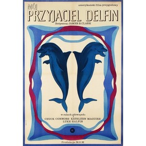 Flipper, Polish Movie Poster