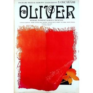 Oliver!, Polish Movie Poster