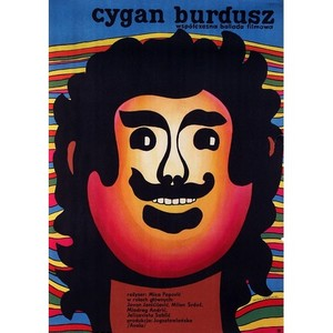 Burdus, The Gypsy, Polish...