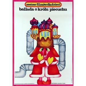 Ballada o Krolu Piecuchu,...