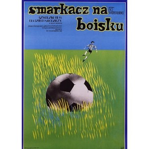 Butt, The, Polish Movie Poster