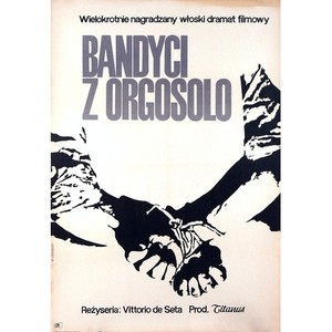 Bandits of Orgosolo, Polish...