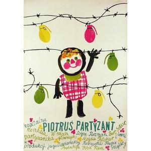 Piotrus partyzant, Polish...