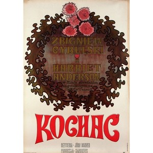 To Love, Polish Movie Poster