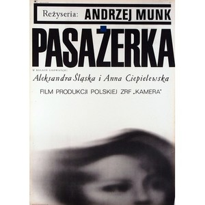 Passenger, Polish Movie Poster