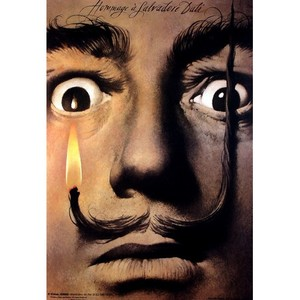 Hommage a Salvador Dali,...