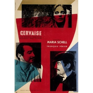 Gervaise, Polish Movie Poster