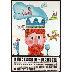 Krolewskie igraszki, Polish...