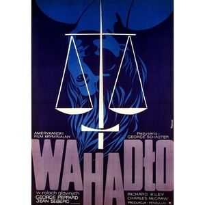 Pendulum, Polish Movie Poster