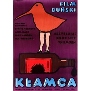 The Liar, Polish Movie Poster
