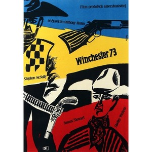 Winchester 73,  plakat...