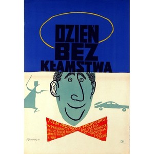 Amedee, Polish Movie Poster