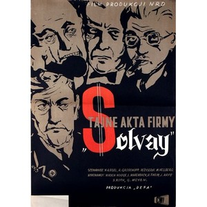 Tajne akta firmy Solvay,...