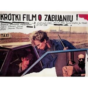 Short Film About Killing,...