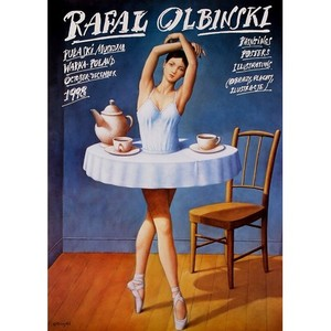 Rafal Olbinski, Exhibition...