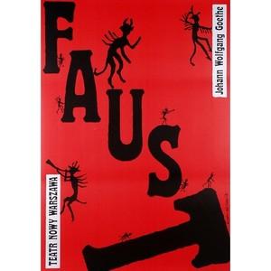 Faust, Goethe, Polish...