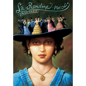 La Rondine, Puccini, Polish...