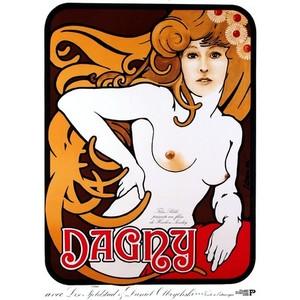 Dagny, Polish Movie Poster
