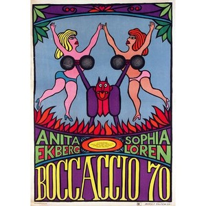 Boccaccio 70, Polish Movie...